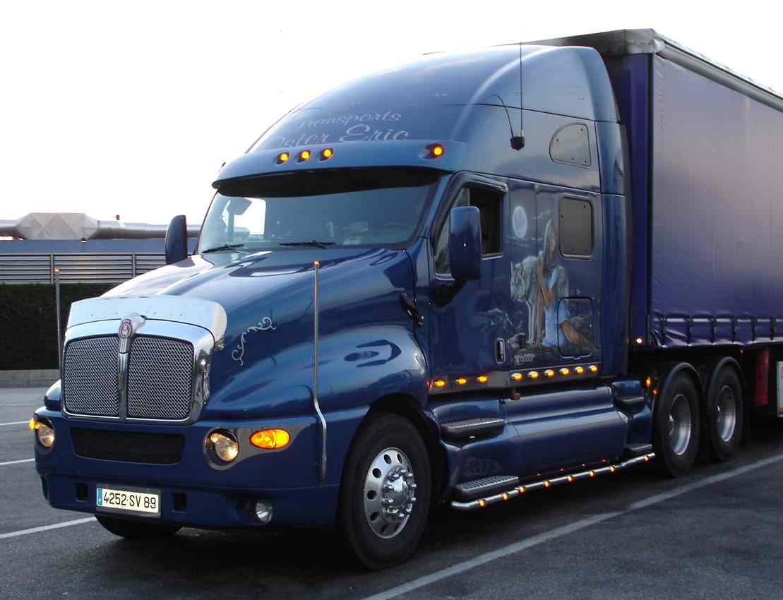 Related Keywords Amp Suggestions For 2014 Kenworth T2000